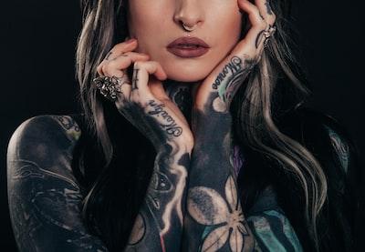 Edgy Tattoos