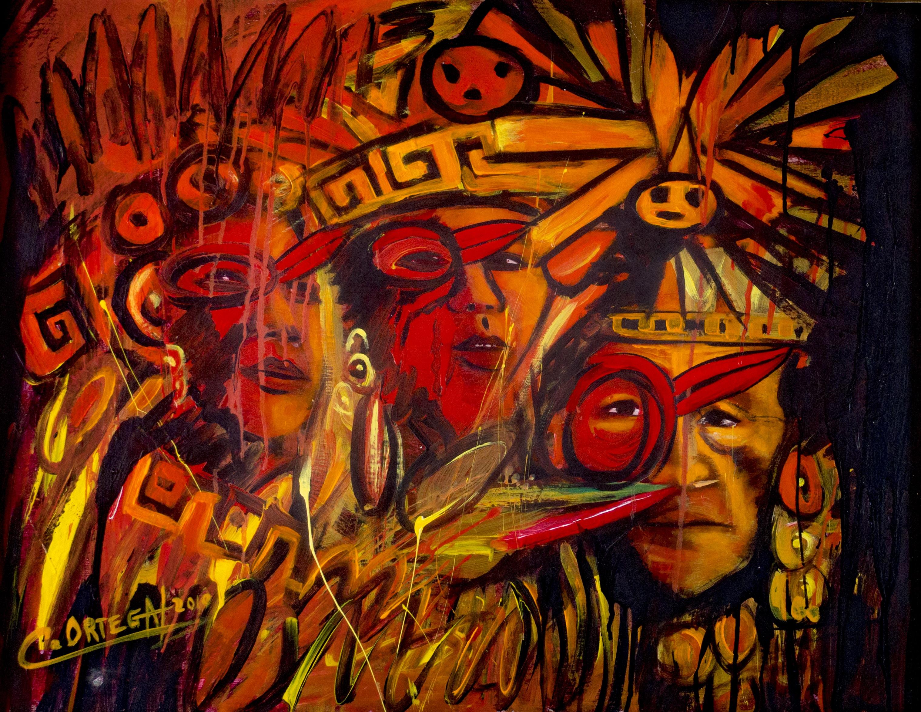 Free Unsplash photo from Famous Artist Painter Ortega Maila