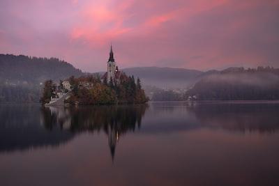 mont saint-michels, france slovenia zoom background