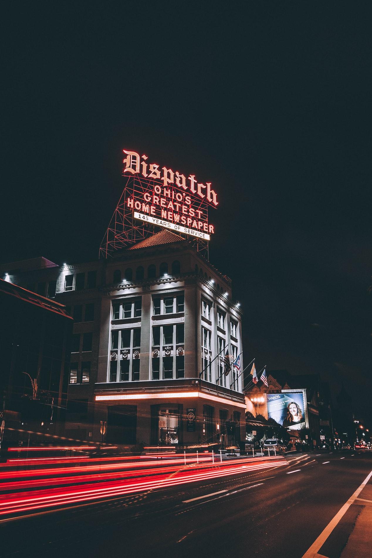 Dispatch Newspaper - Columbus, Ohio