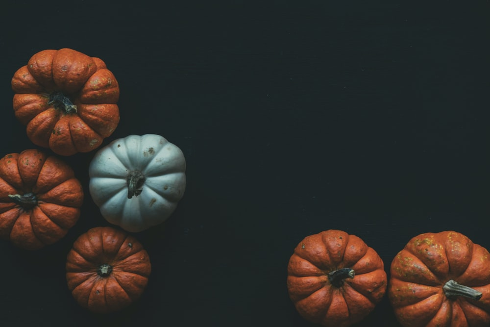 orange squashes