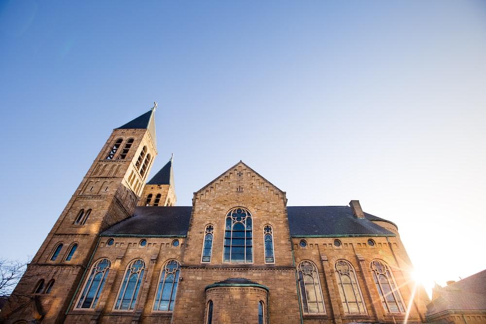 brown church