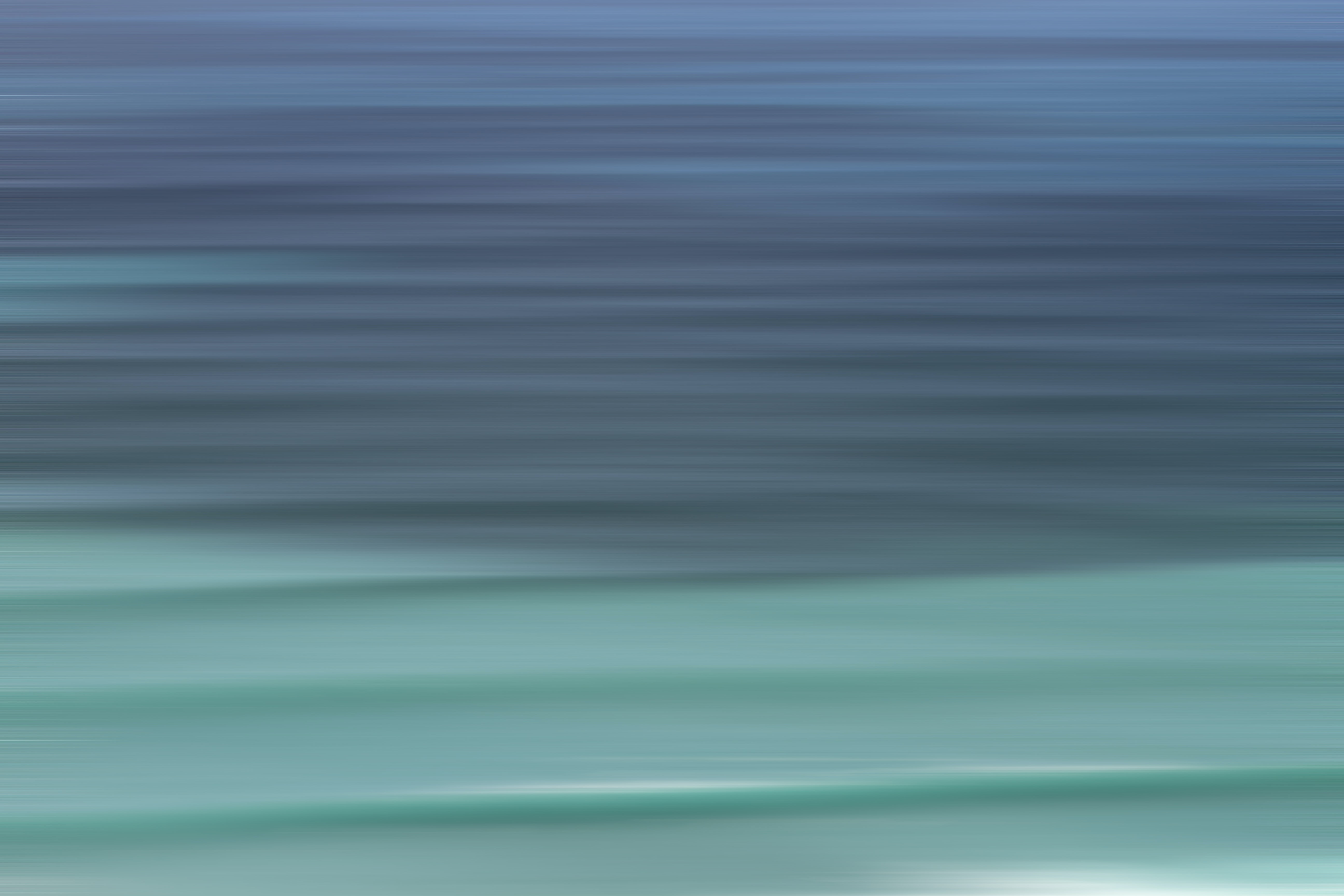 A blurred ocean image.