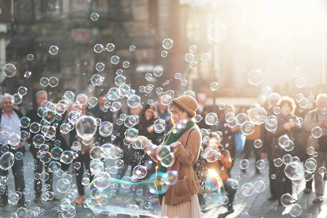 woman-with-bubbles