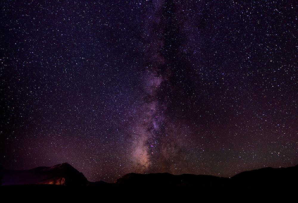 Night Sky Full Of Stars Photo Free Night Image On Unsplash