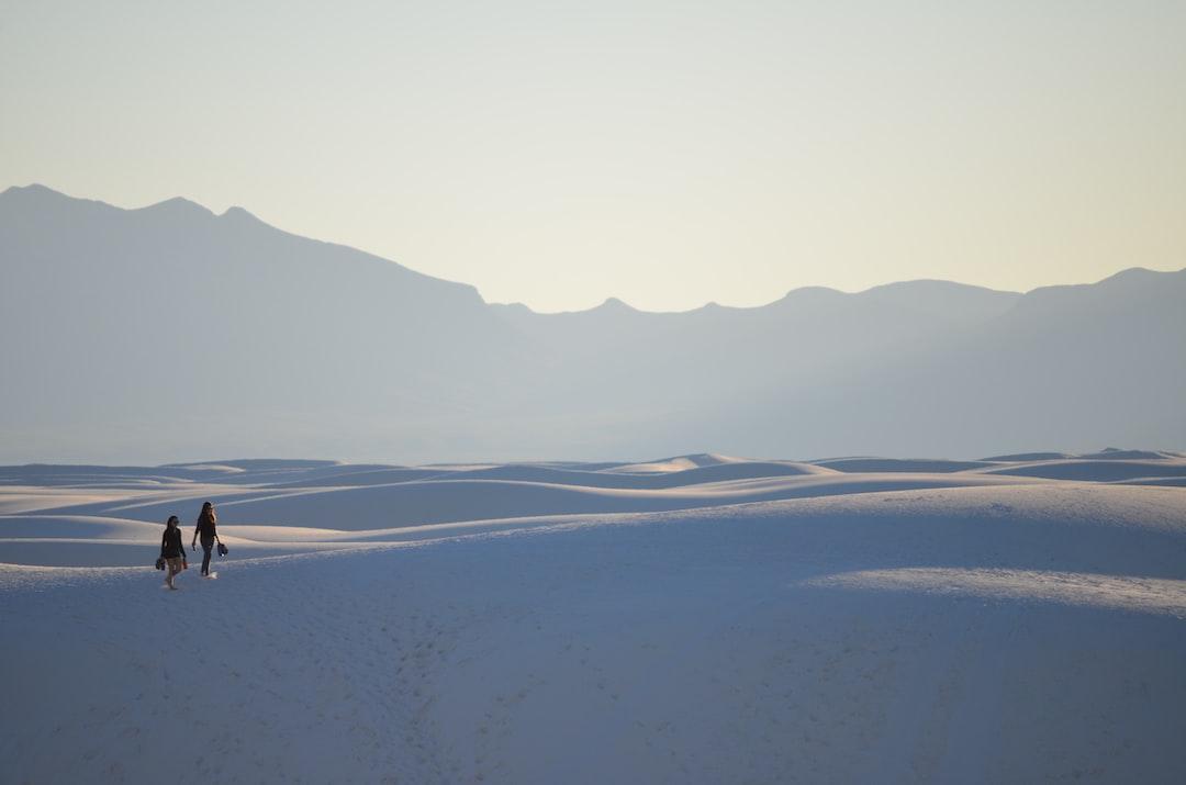 Hike To The Horizon