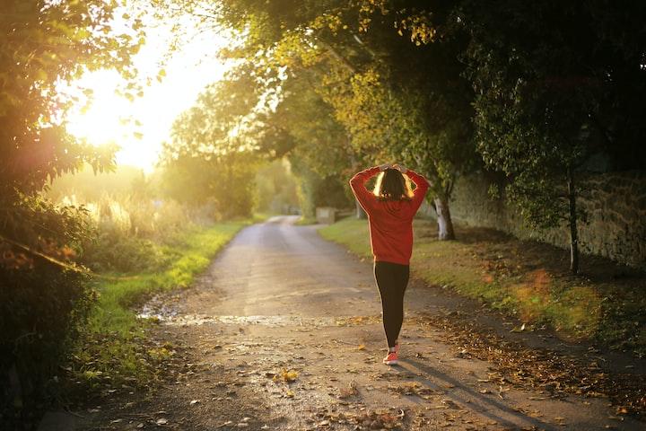 Run Away Your Stress