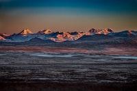 Tundra near MacLaren summit