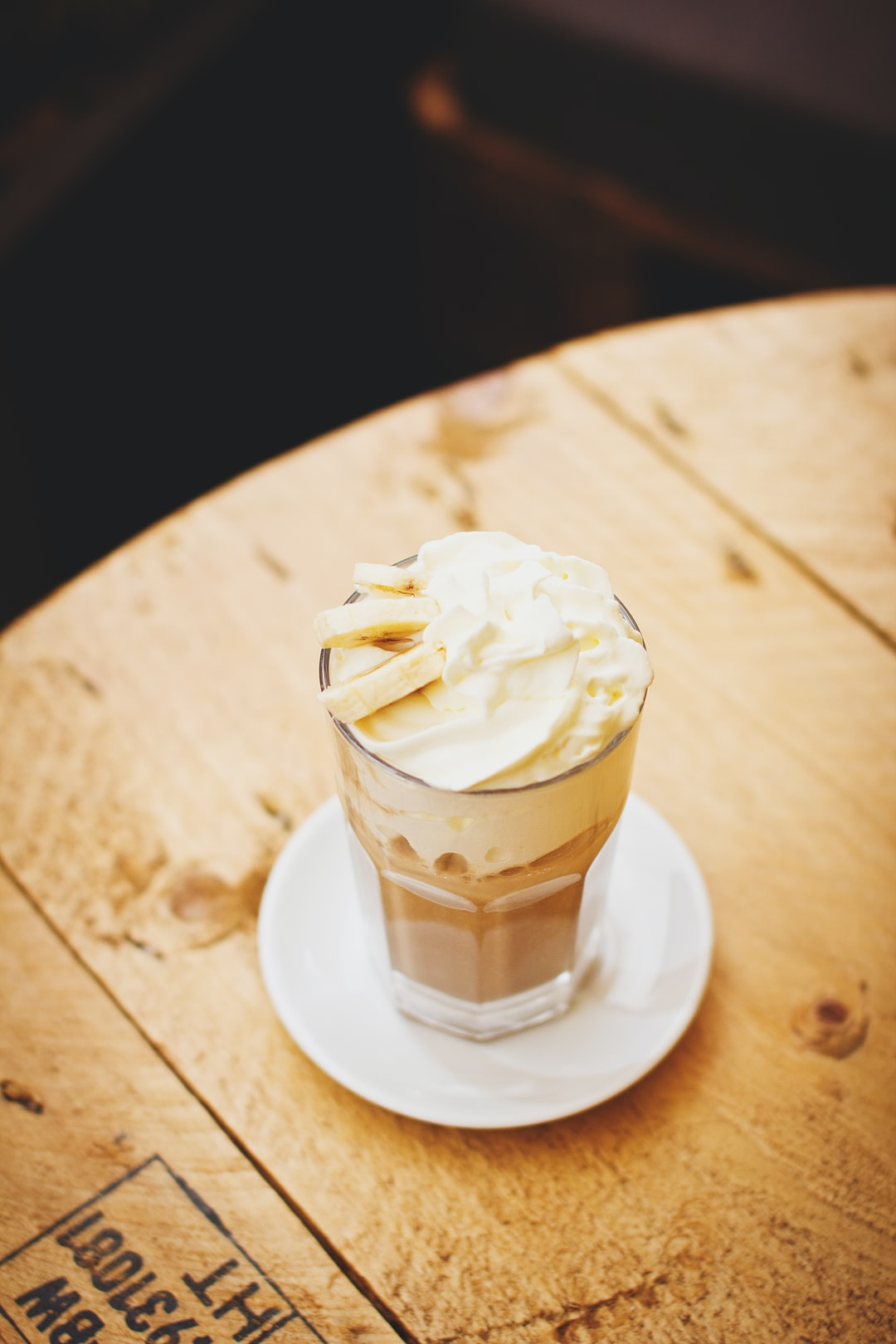 Sweet Coffee Drink