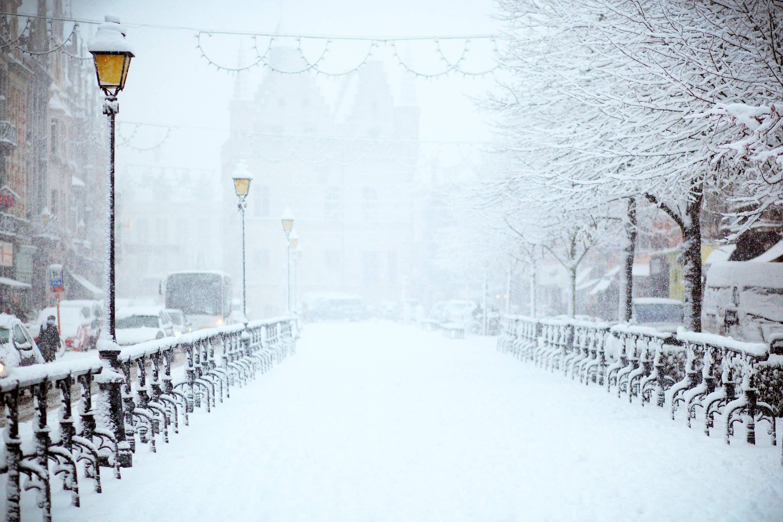 Snow Storm path stories