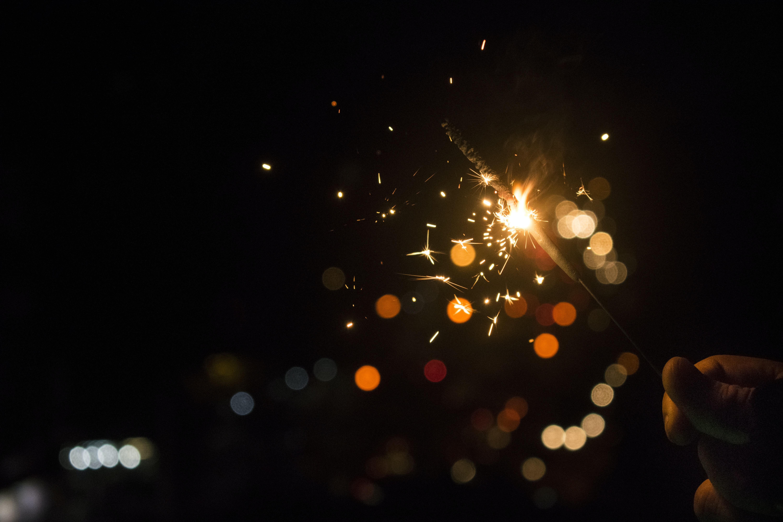 bokeh light photo
