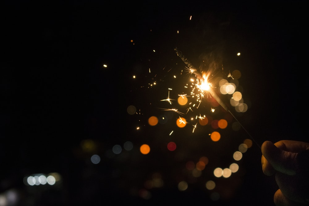 bokeh light photo