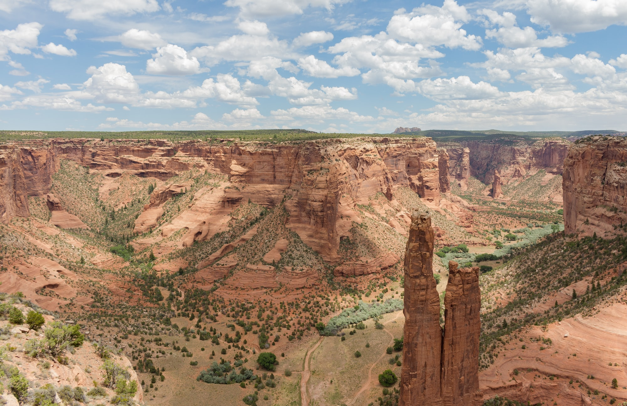 Magnificent canyon