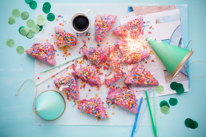 Top Fun And Easy DIY New Year Eve's Party Ideas