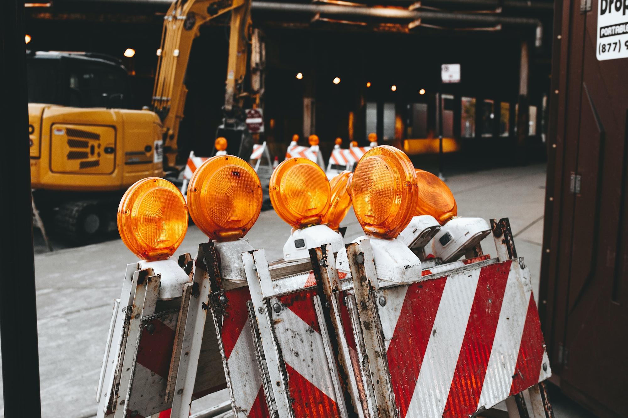 Termin zum Baustellengespräch und die TK-Versorgung