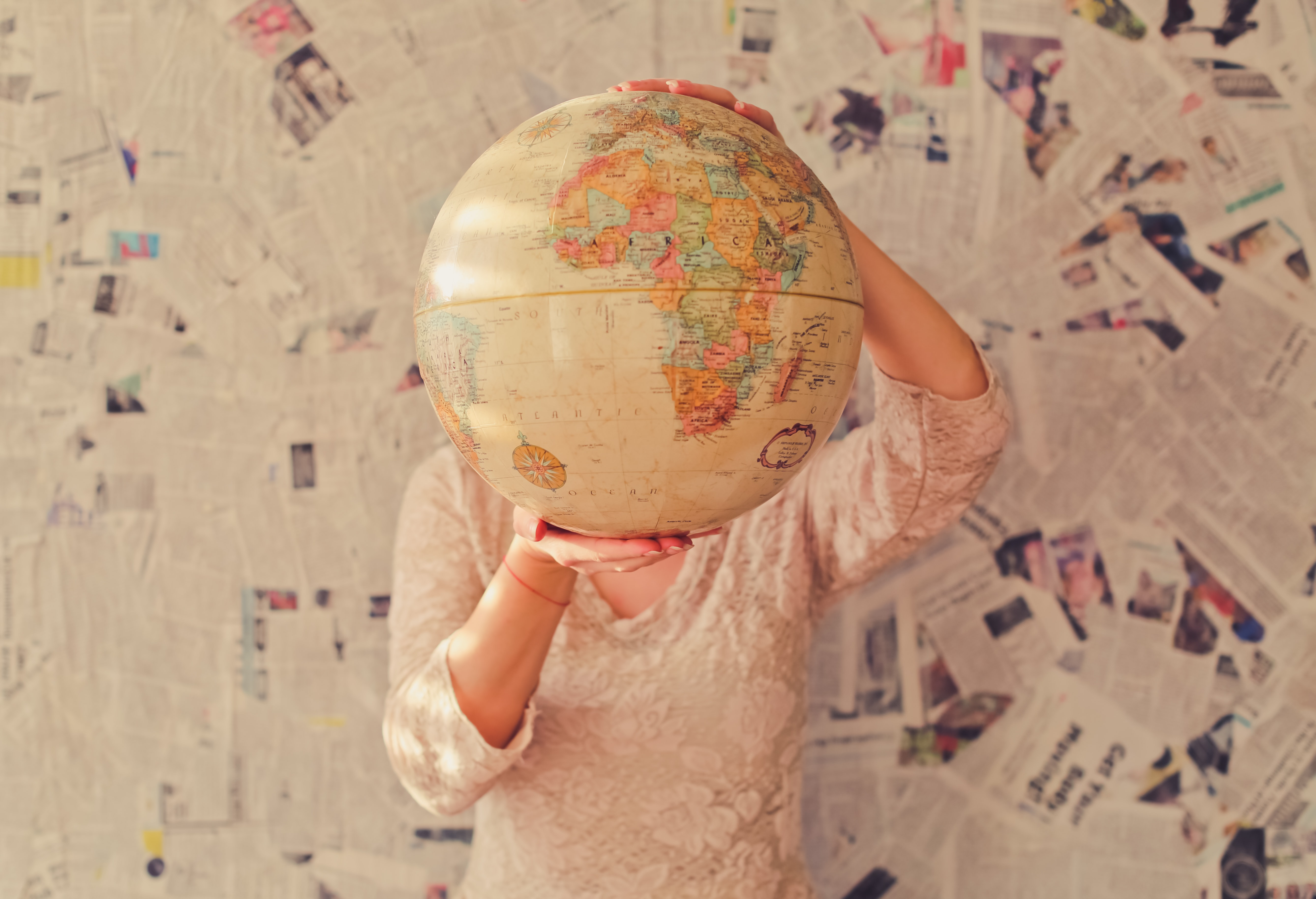 Our World stories