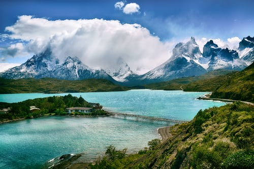 Beautiful place to visit in December- Chile