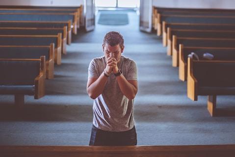 Praying church