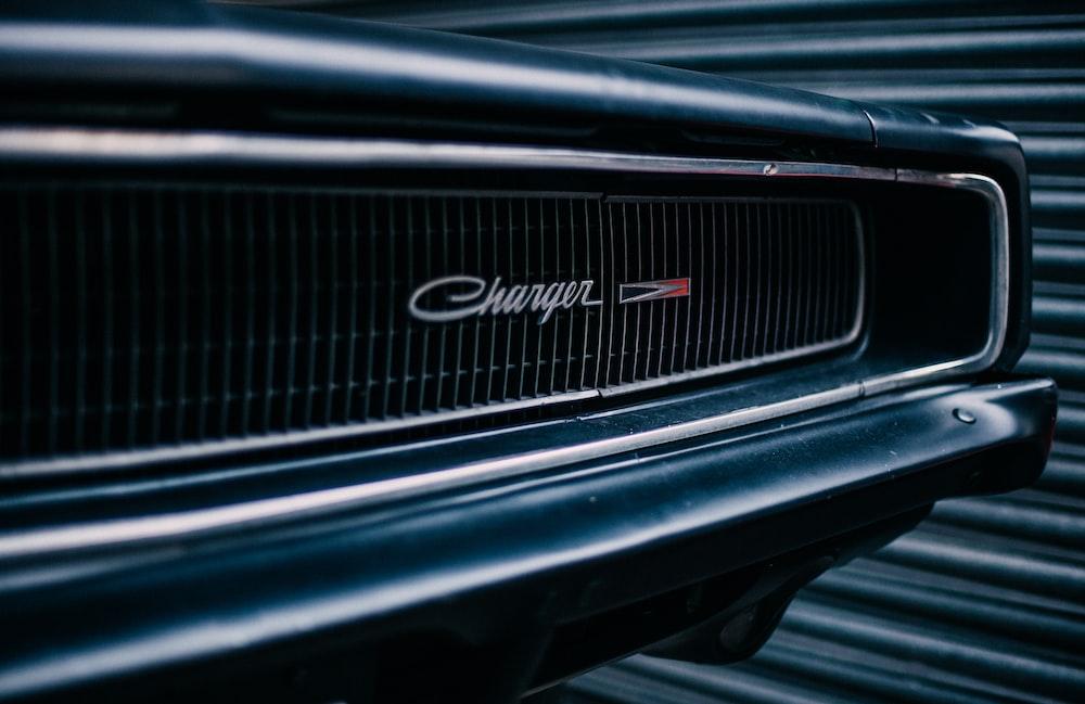 Dodge Charger bumper
