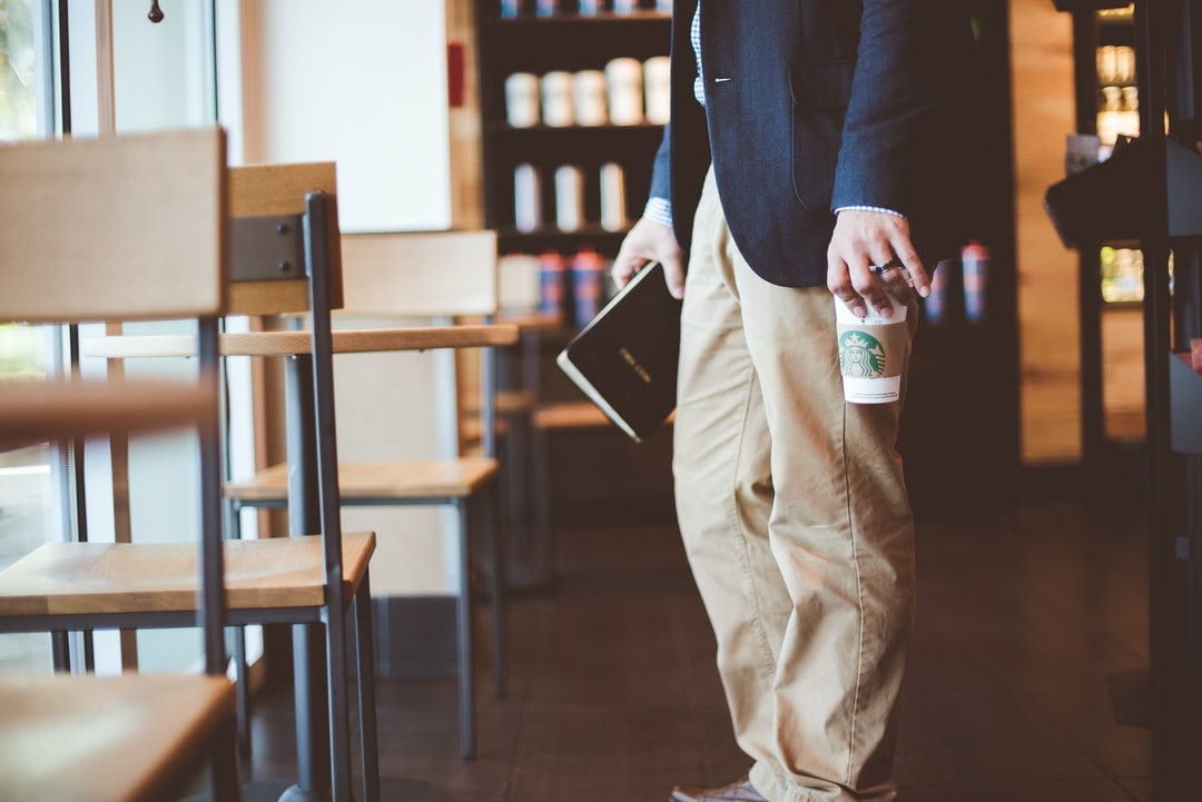 Working At Starbucks