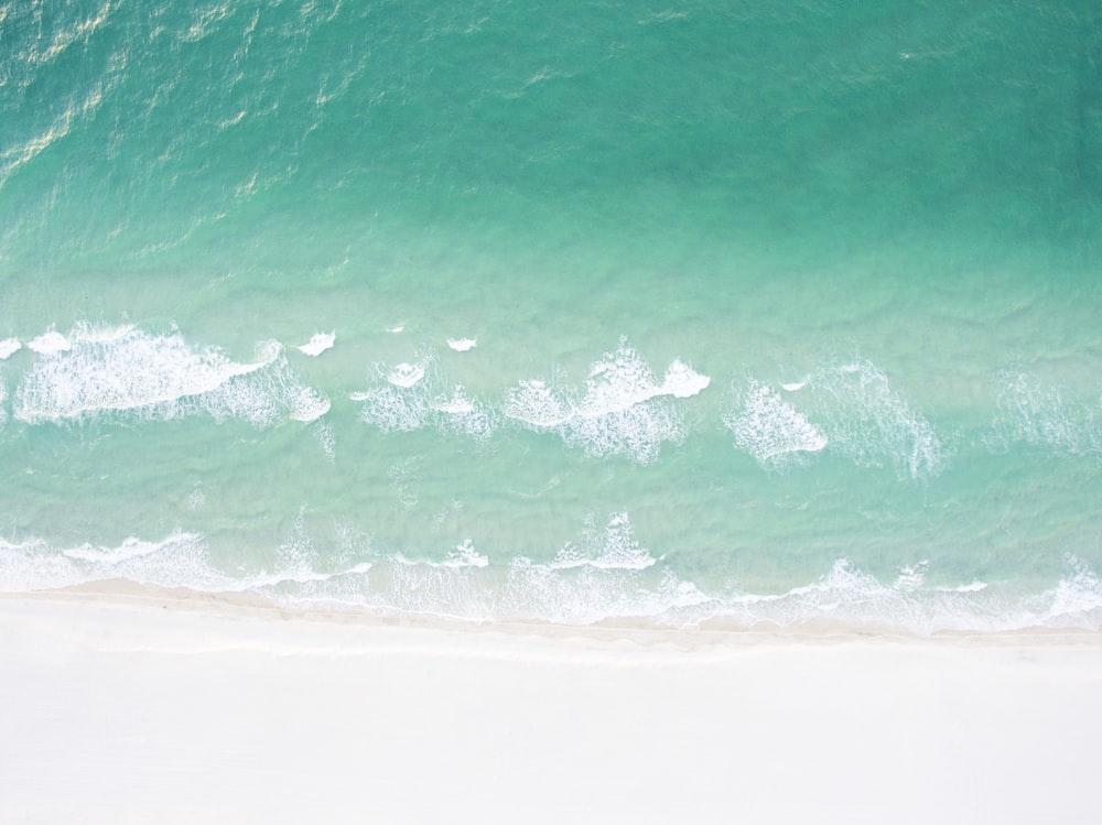 high waves at daytime