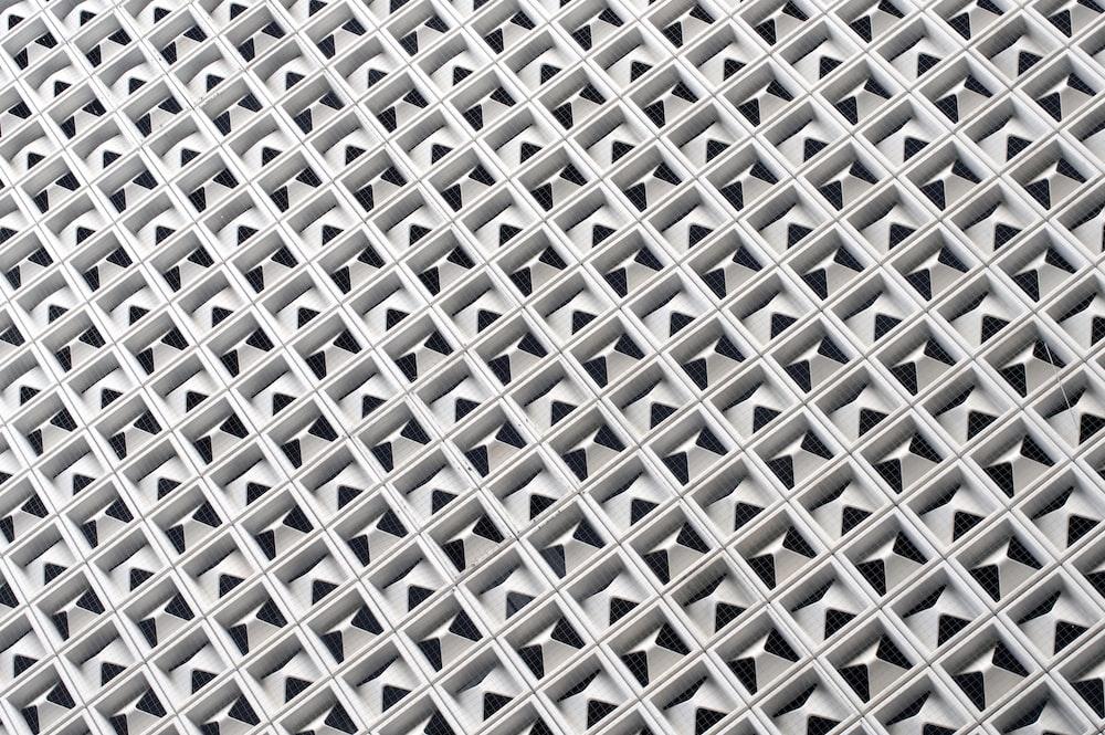 grid gray board illustration