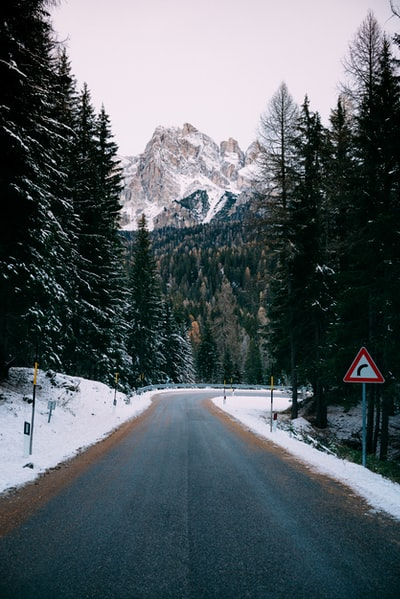 We did a short road trip to the Dolomites (5hrs driving). We stopped the car almost every 5 meters because of the beautiful landscape.  Reminded me to take the time and appreciate what is around you.