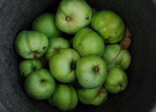 round fruit lot