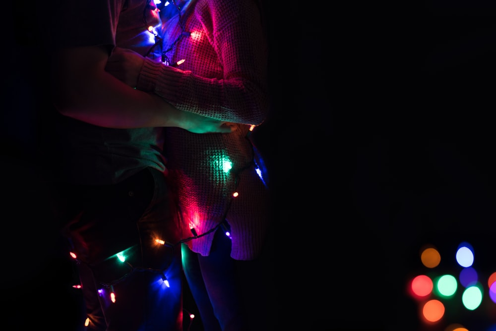 lighted string lights