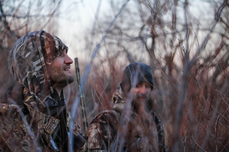 Hunters Mass and Gun Raffle   November 20