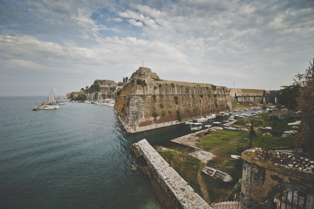 Corfu, Places to visit in Greece in October