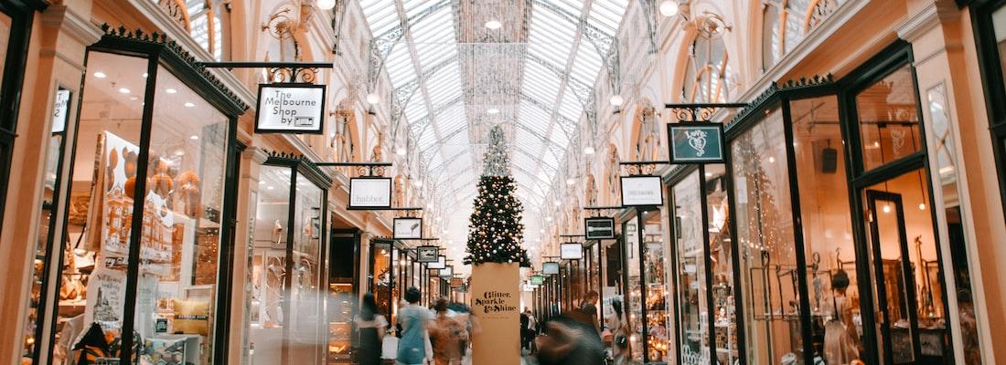 """Keep Christmas A """"Shop Free"""" Zone"""