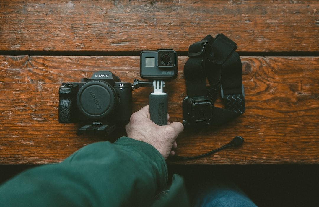 Filming essentials