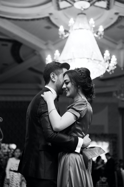 grayscale photography of dancing couple