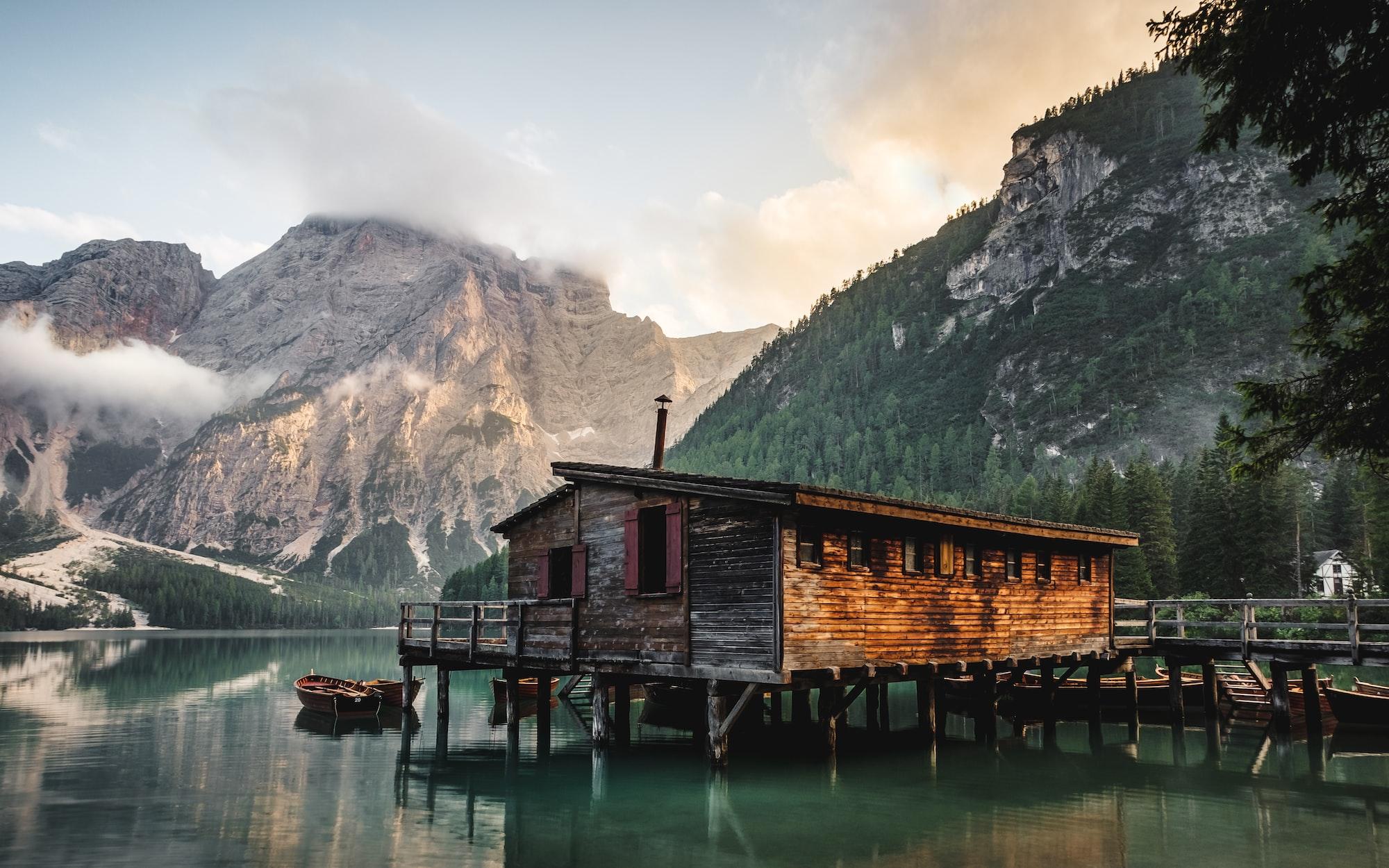 Seclusion in Lago di Braies