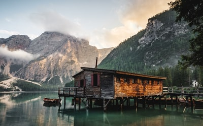 Seclusion in Lago di Braies