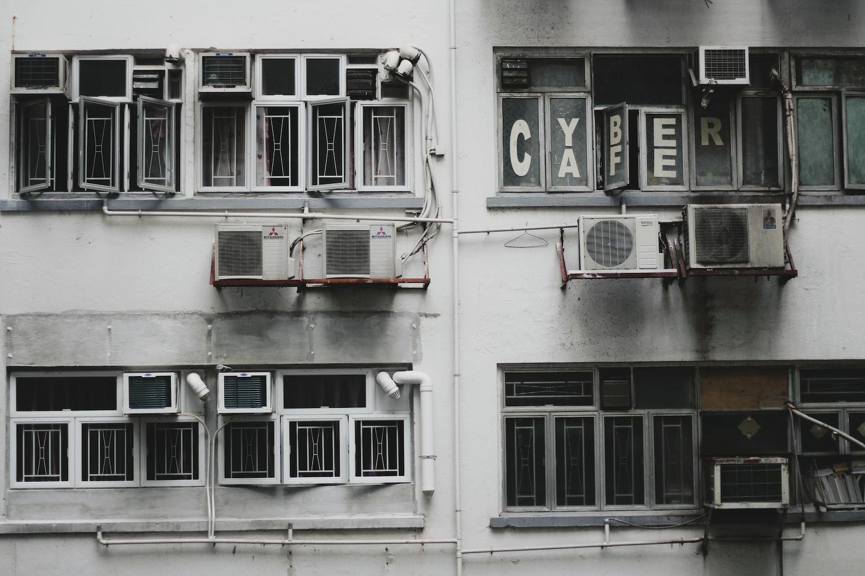 white window air conditioner