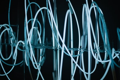 abstrakcja-3d-neon
