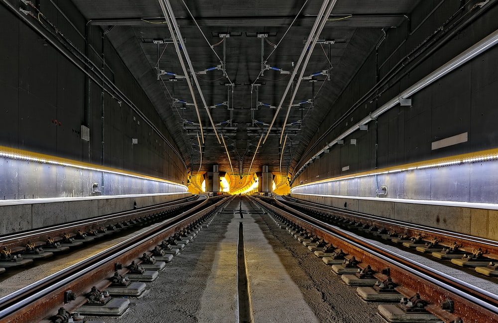 photo of railroad