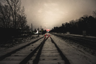 2017; a new year and a chance for change and growth. Like a train, we jump from track to track, from path to path, until we finally reach our destination.
