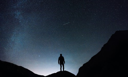 stars pickup line