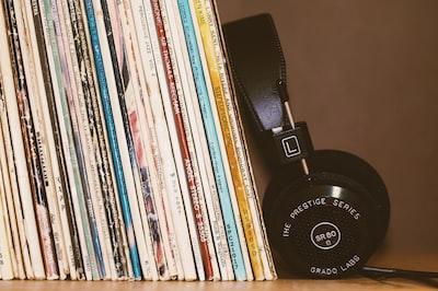 Vinyl + Grado Headphones
