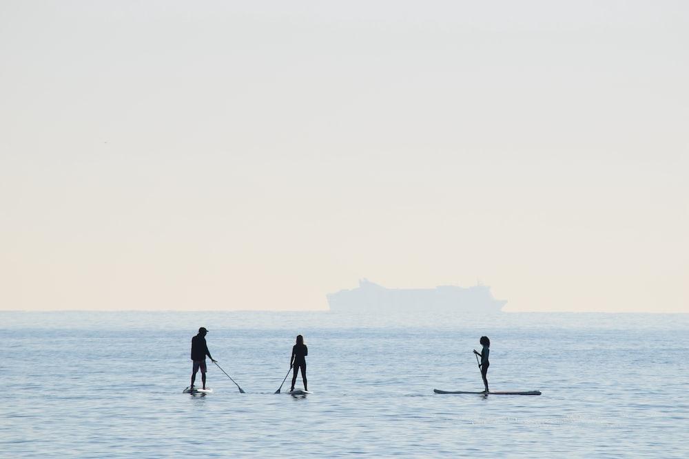 paddle surf aire libre