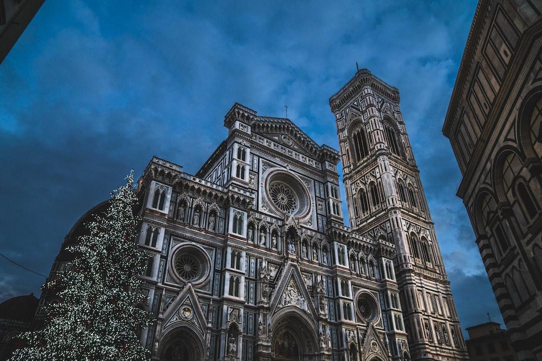 beautiful basilica