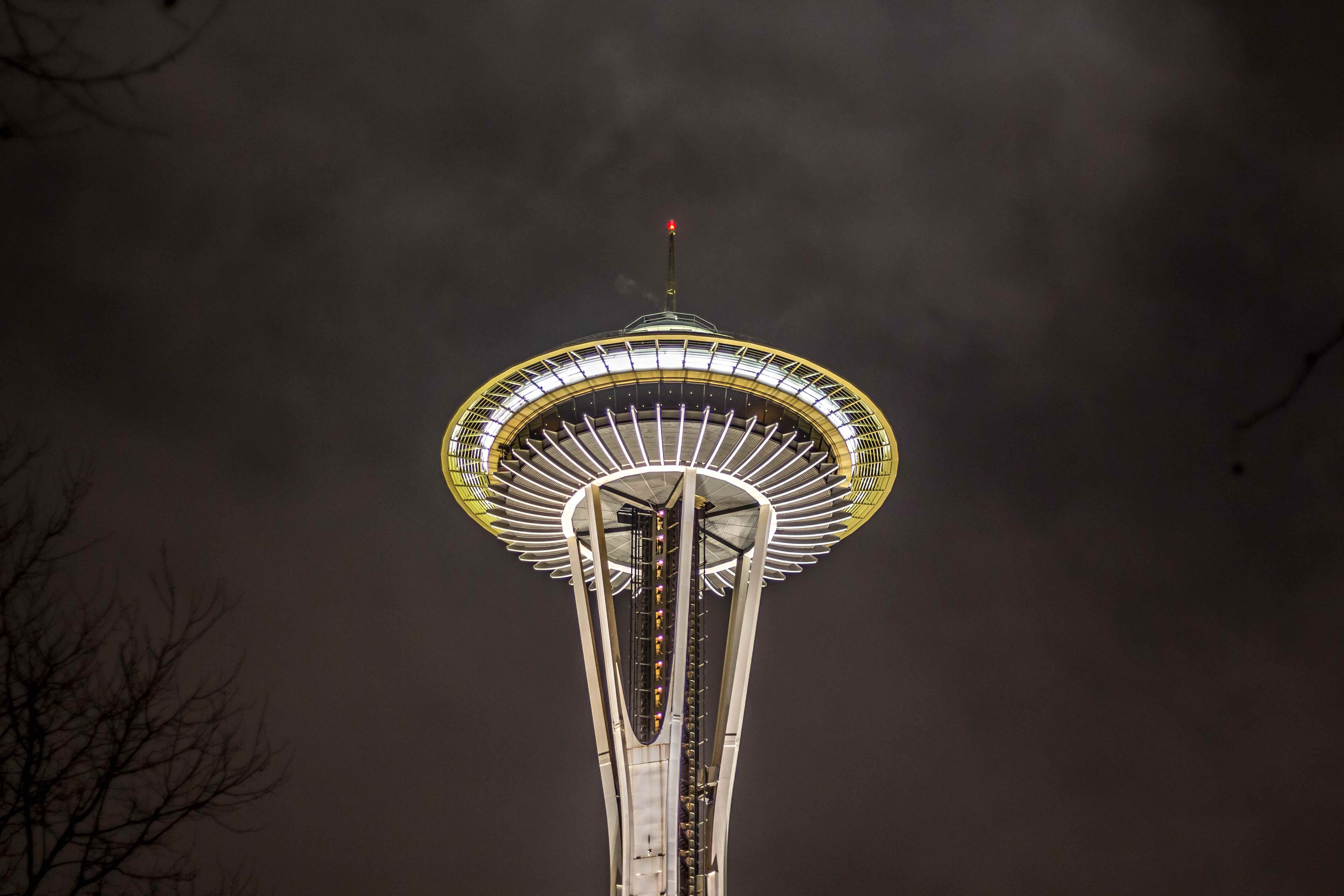 Space Needle, Washington