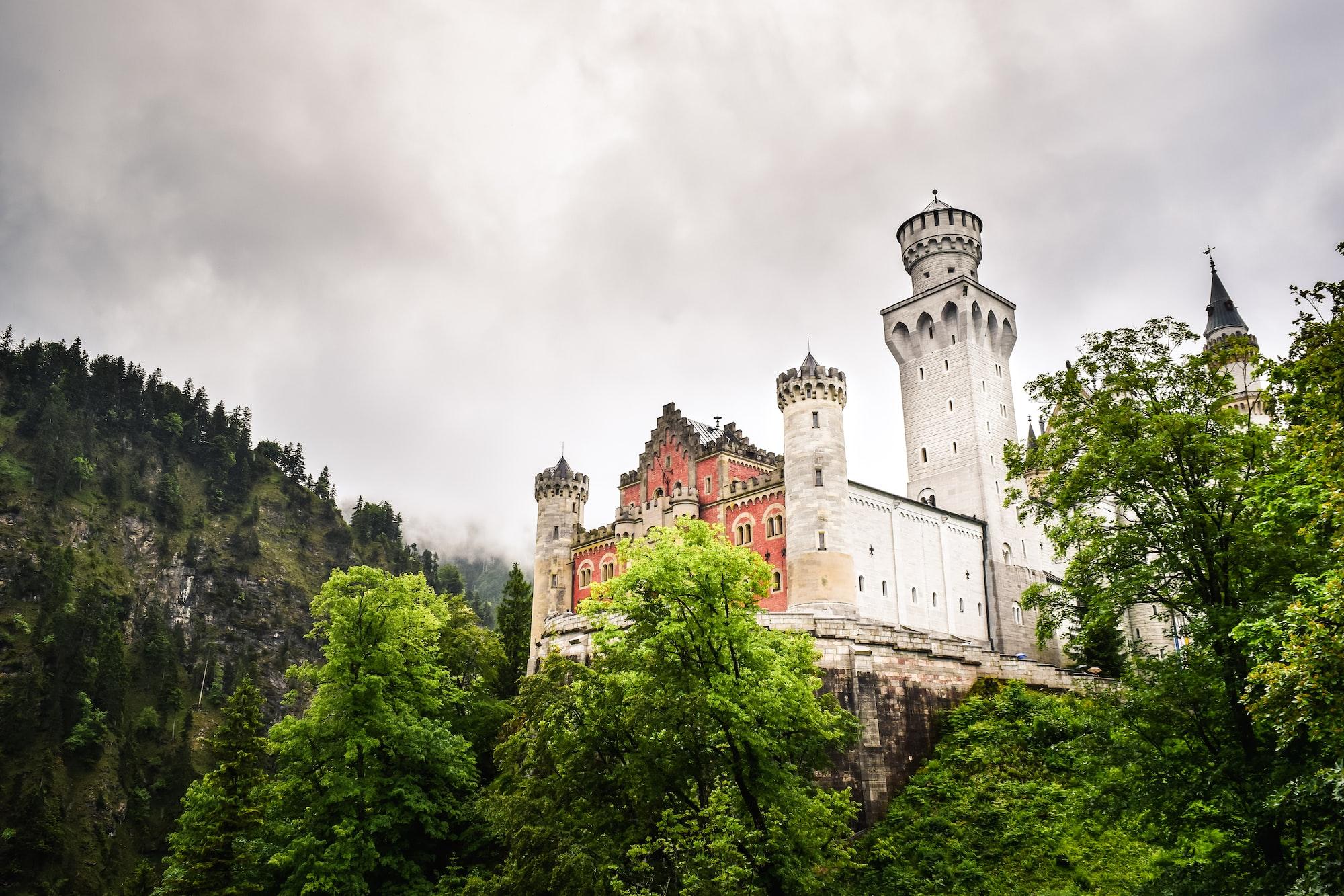 El castillo de Disney 🏰 Neuschwanstein