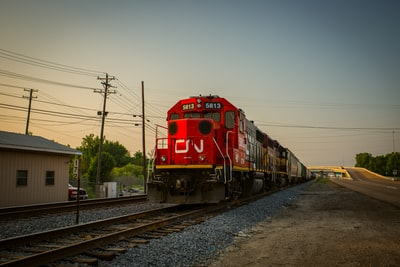 red train mississippi teams background