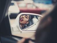 mirror-like