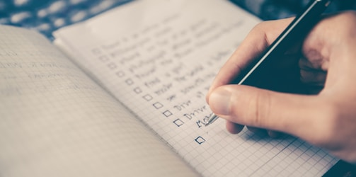 Setting and Achieving Goals: A Cheat Sheet