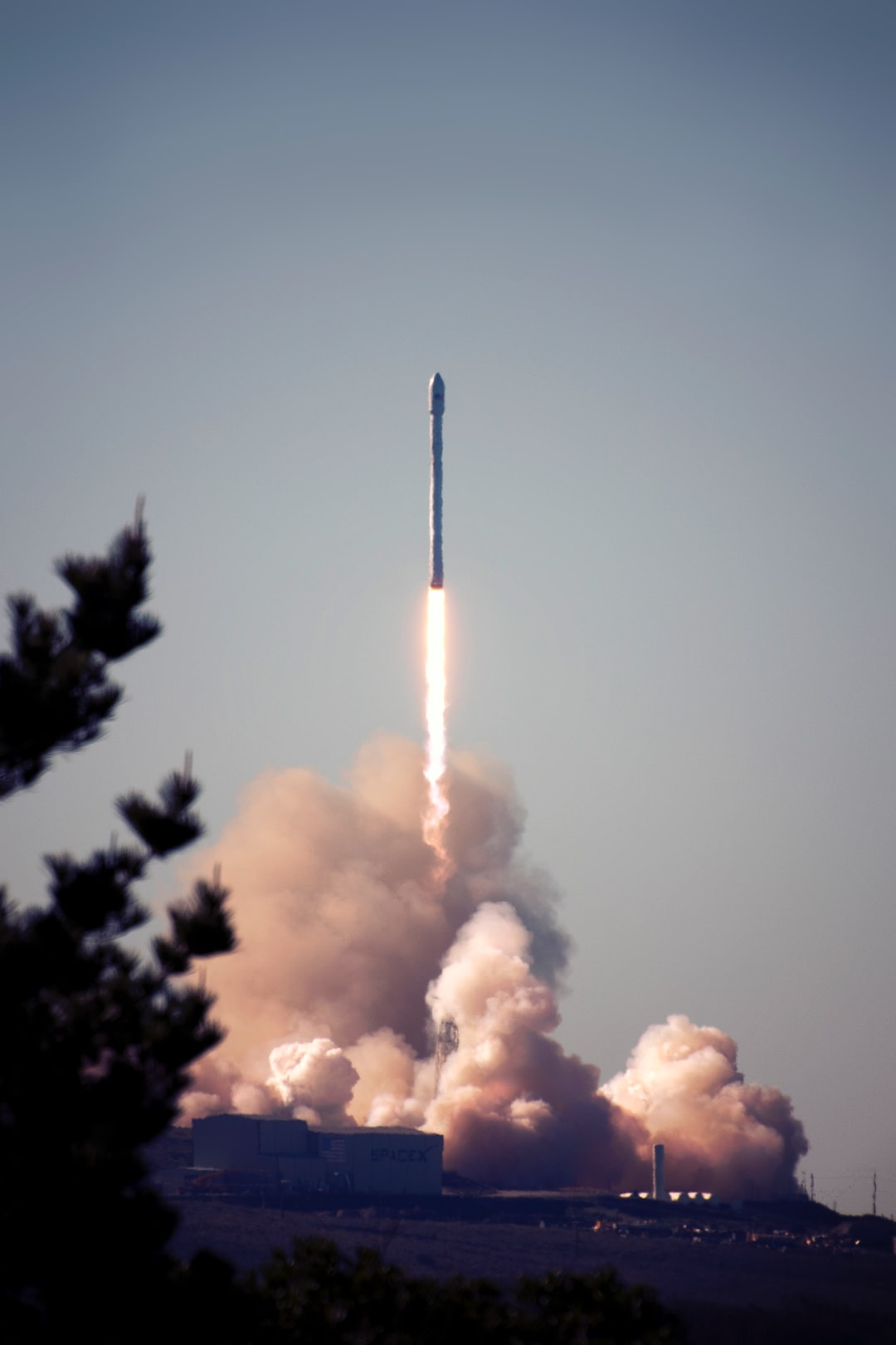 I was invited to Vandenberg Airforce Base on January 14, 2017, to see my first rocket launch. Super cool…and loud! SpaceX successfully launched a Falcon 9 rocket with a payload of 10 communication satellites.